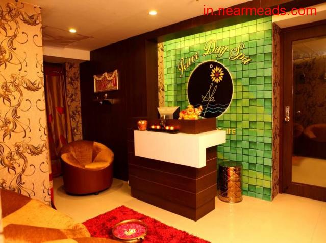 River Day Spa – Pamper Yourself with a Soothing Body Massage - 1