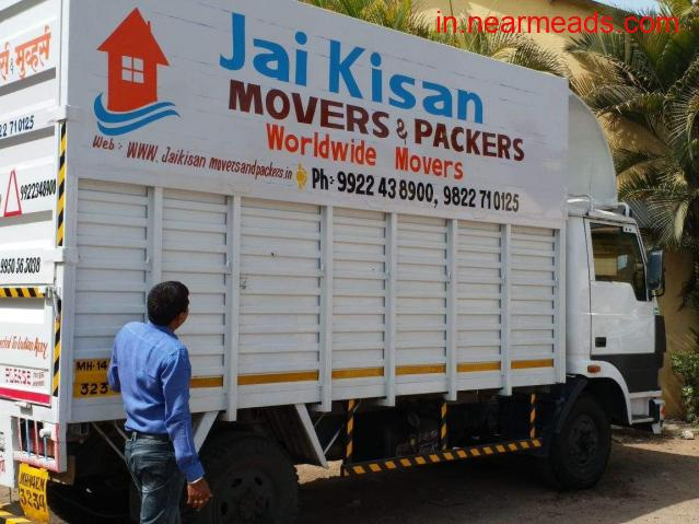 Jai Kisan Packers and Movers Pune | Best Shifting Services - 1