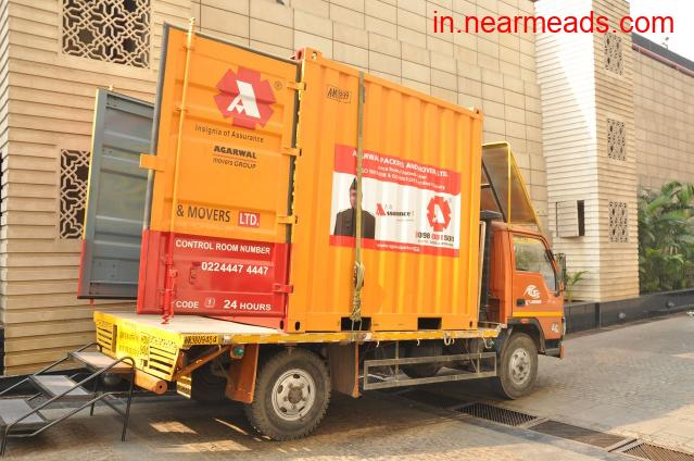 Agarwal Packers and Movers Pune – India's Best Relocation Company - 1