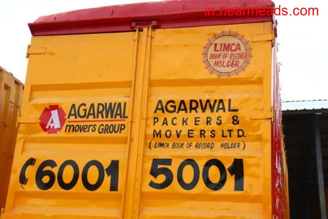 Agarwal Movers Packers Ahmedabad – Best Relocation Company in Gujarat - 1