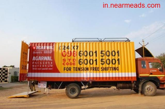 Best Relocation Company in Goa – Agarwal Packers and Movers - 1