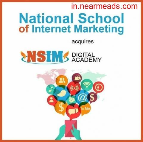 National School of Internet Marketing (NSIM) New Delhi - 1