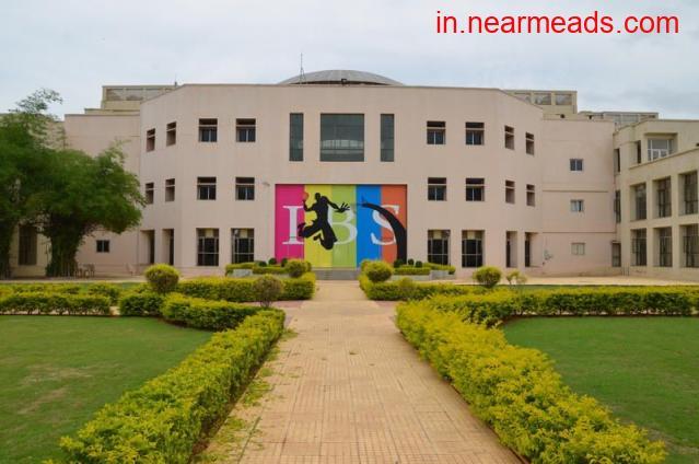 ICFAI Business School (IBS) Hyderabad - 1