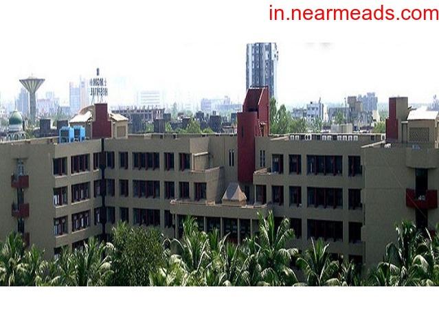Fr. Agnel Business School Best MBA College in Navi Mumbai - 1