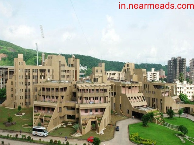 D Y Patil University School of Management Navi Mumbai - 1