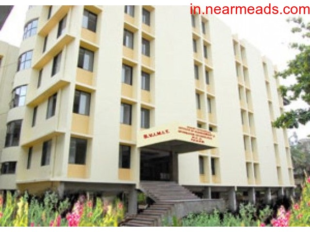 Bharati Vidyapeeths Institute of Management Studies and Research Navi Mumbai - 1
