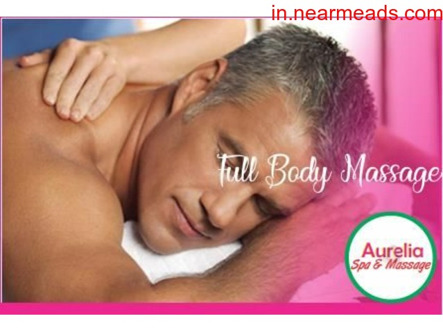 Aurelia Spa & Massage – Best Relieving Therapy in Nagpur - 1