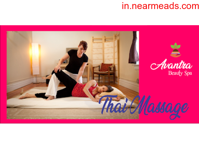 Avantra Spa and Massage Nagpur – Best Spa Center - 1