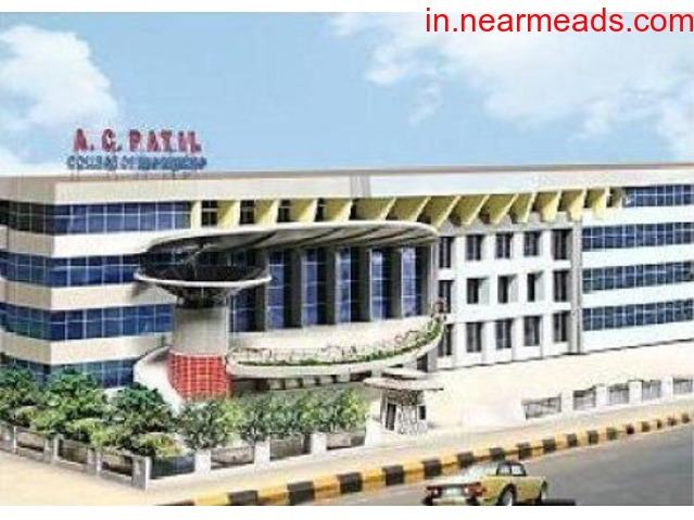 AC. Patil College of Engineering Navi Mumbai - 1
