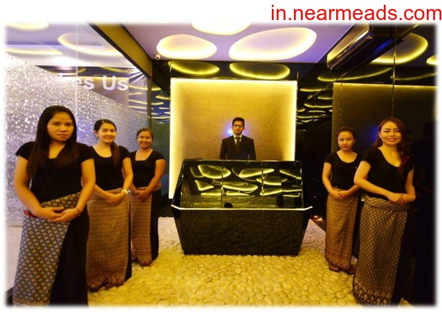 Universe The Spa – Best Body Massage in Raipur - 1