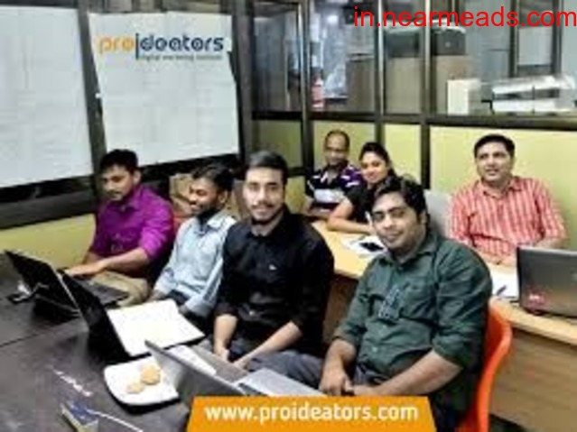 Proideators Complete Digital Marketing Course in Thane - 1