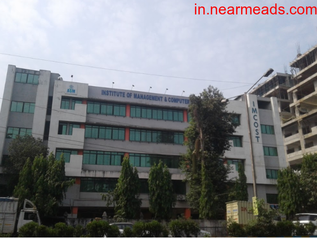 ASM Institute of Management and Computer Studies Best MBA College in Thane - 1