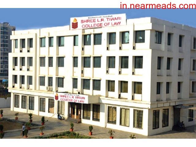 Shree L R Tiwari College of Engineering Thane - 1