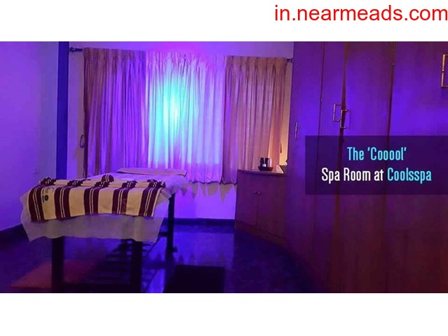 Cools Spa – Get Best Body Massage in Coimbatore - 1