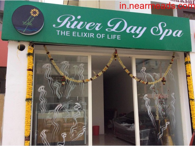 River Day Spa – Best Massage and Spa in Coimbatore - 1