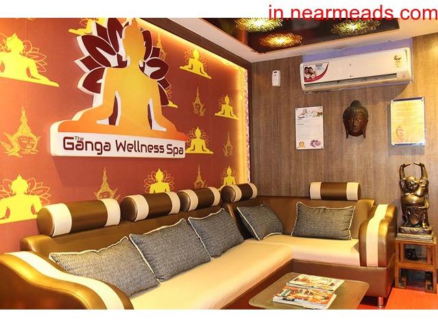 Ganga Spa – Get Best Full Body Massage in Bhubaneshwar - 1