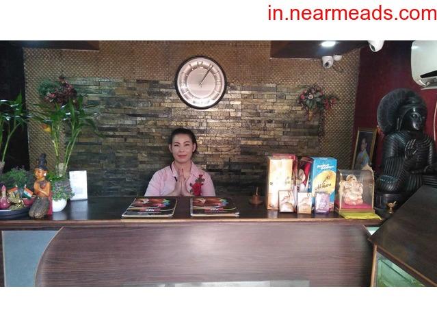 Lhasa Spa – Best Body Massage Center in Agra - 1