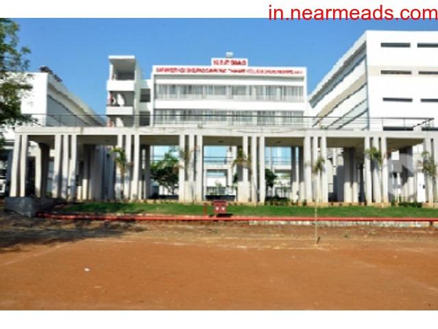 Karmaveer Baburao Thakare College of Engineering Nashik - 1