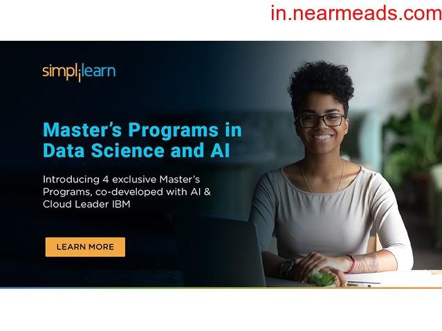 Simplilearn – Best AI Course in Nashik City - 1
