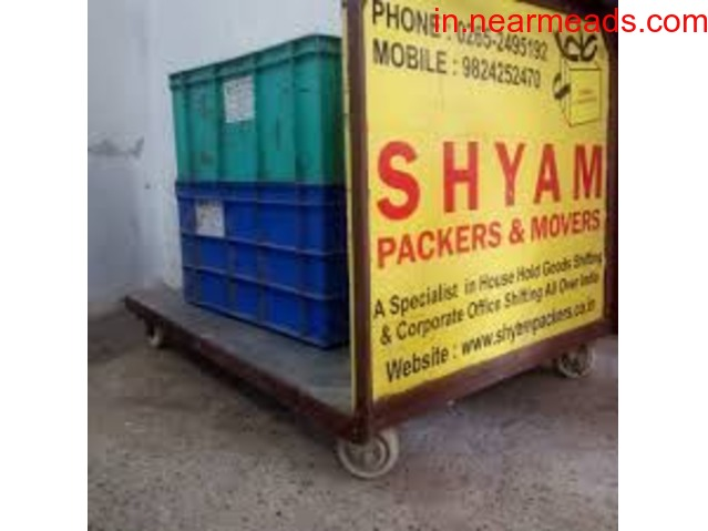 Shyam Packers Movers – Best Moving Company Vadodara - 1