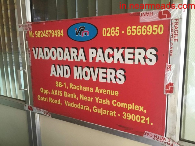 Packers and Movers Vadodara – Reputed Moving Firm - 1