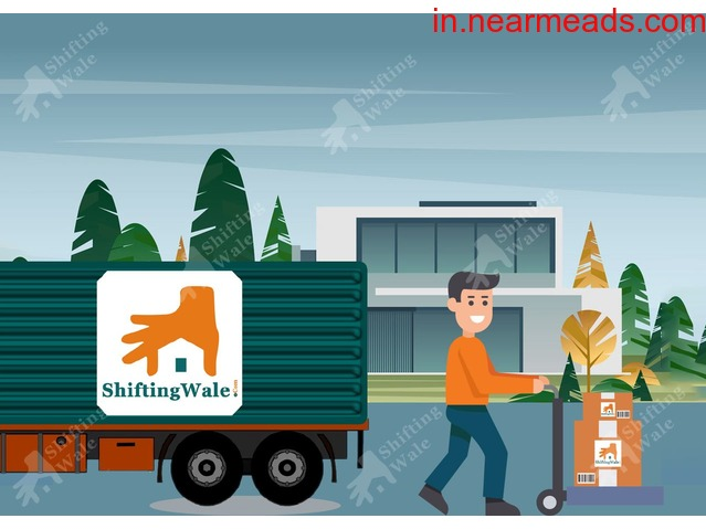 Shifting Wale – Best Moving Company in Vadodara - 1