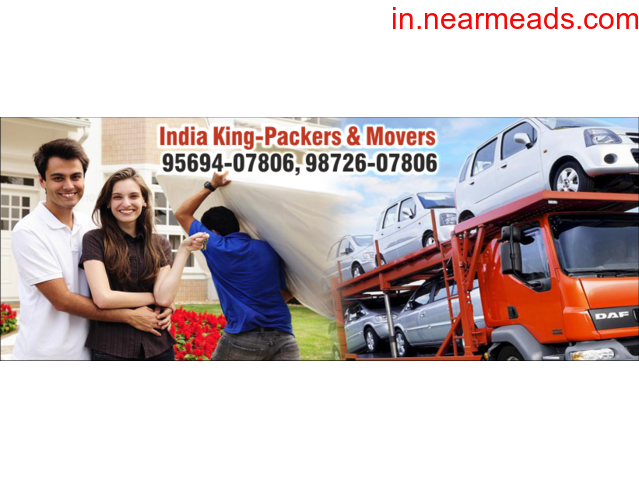 India King Packers and Movers – Best Relocation Company - 1