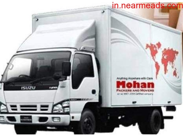 Mohan Packers and Movers – Best Relocation Shifting Services - 1