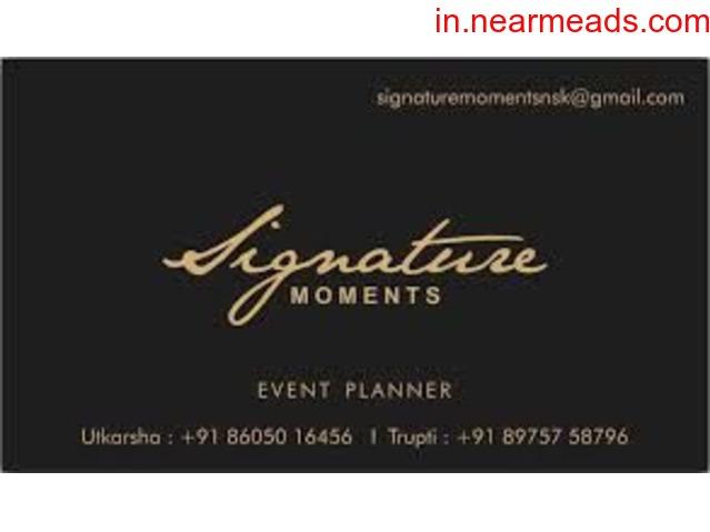 Signature Moments Event Planner Nashik - 1
