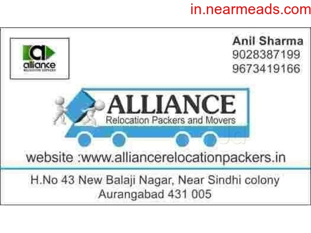 Alliance Relocation Packers And Movers Aurangabad - 1