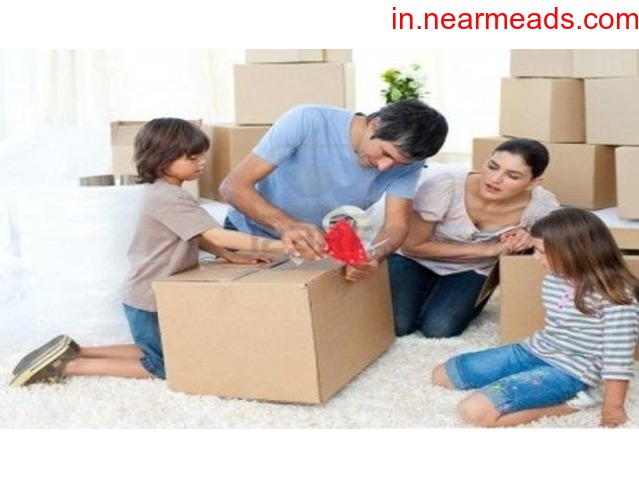 B V Relocation Packers And Movers Aurangabad - 1