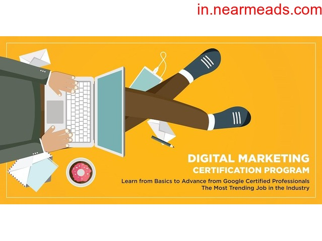Proideators – Learn Digital Marketing Course in Vadodara - 1