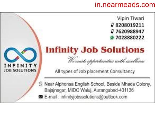 Infinity Job Solutions Best HR Consultants  in Aurangabad - 1