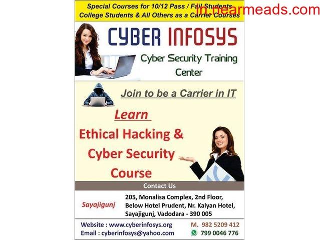 Cyber Infosys – Cyber Security Course in Vadodara - 1