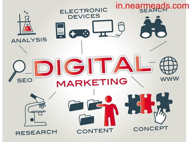 Boost Media Best Digital Marketing Training Institute in Aurangabad - 1