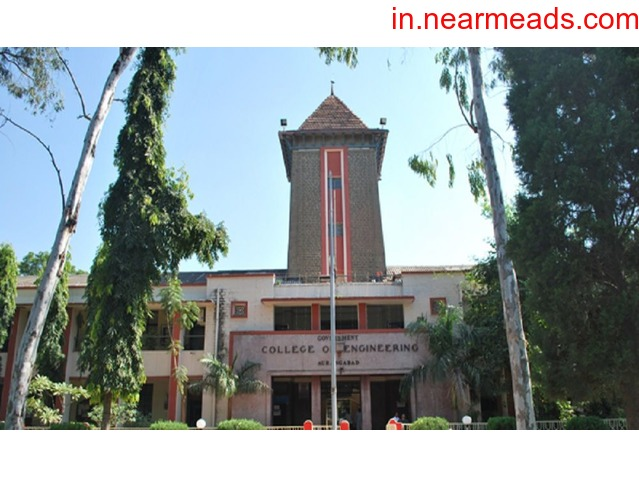 Government College Of Engineering Aurangabad - 1