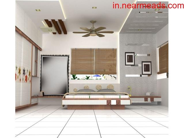 Sunrise Interiors – Interior and Exterior Designing Services - 1