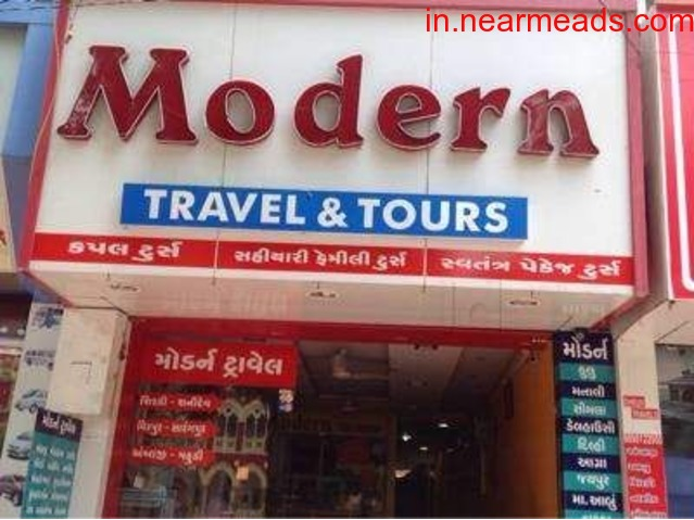 Modern Tours and Travels – Best Tour Operators - 1