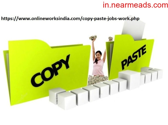 Online Copy Paste Jobs Work from Home in Nashik - 1