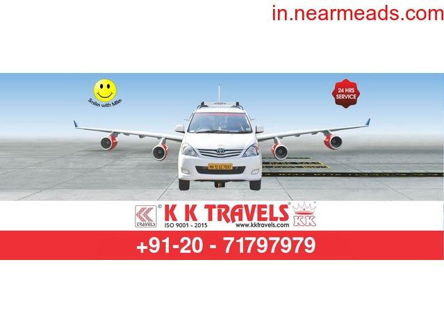 KK Travels – Top Travel Company in Nashik - 1