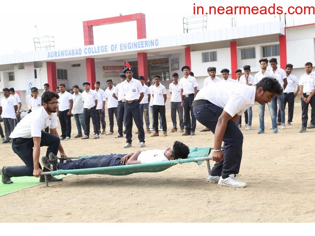 College Of Fire Engineering And Safety Management Aurangabad - 1