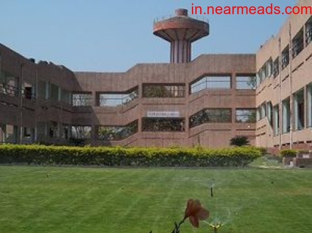 National Institute of Electronics and Information Technology Aurangabad - 1