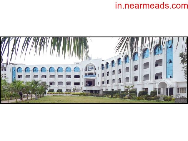 PES College of Engineering Aurangabad - 1