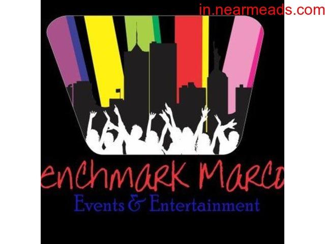 Benchmark Marcom events and entertainment Aurangabad - 1