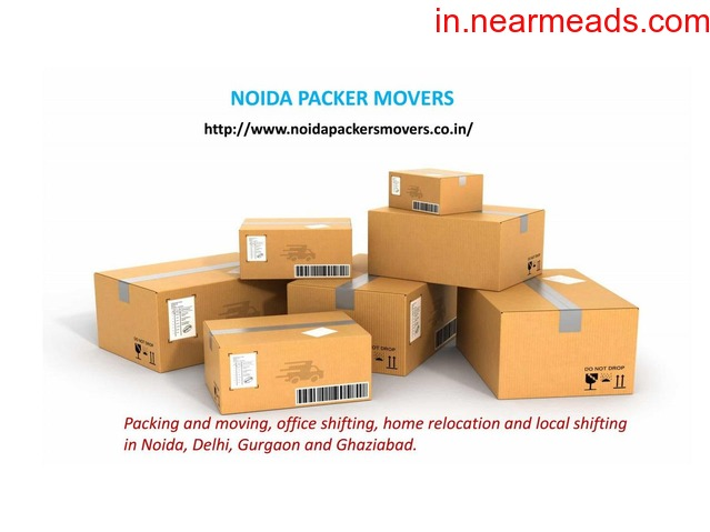 Noida Packers Movers – Best Moving Organization - 1