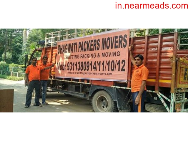 Bhagwati Express – Best Packers and Movers Noida - 1