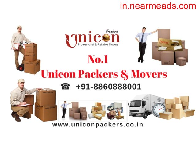Unicon Packers – Best Relocation Services in Noida - 1