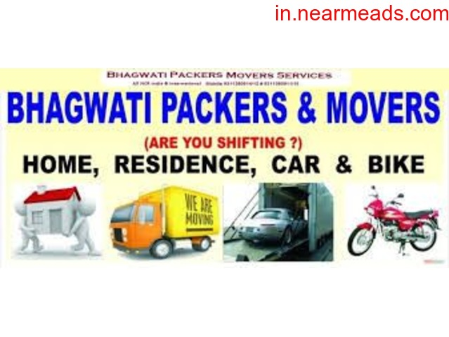 Bhagwati Packers and Movers – Best Shifting Services Noida - 1