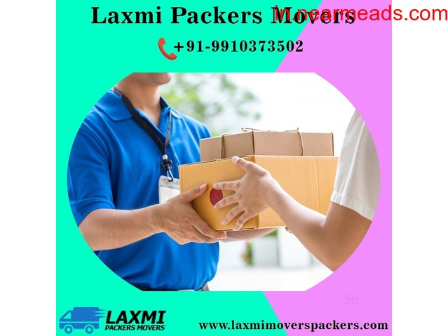 Laxmi Packers and Movers – Relocation Company in Noida - 1