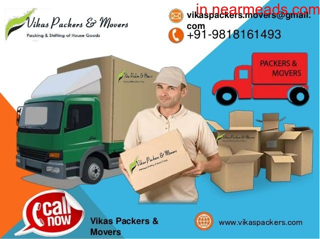 Vikas Packers and Movers – Move Your House Safely - 1